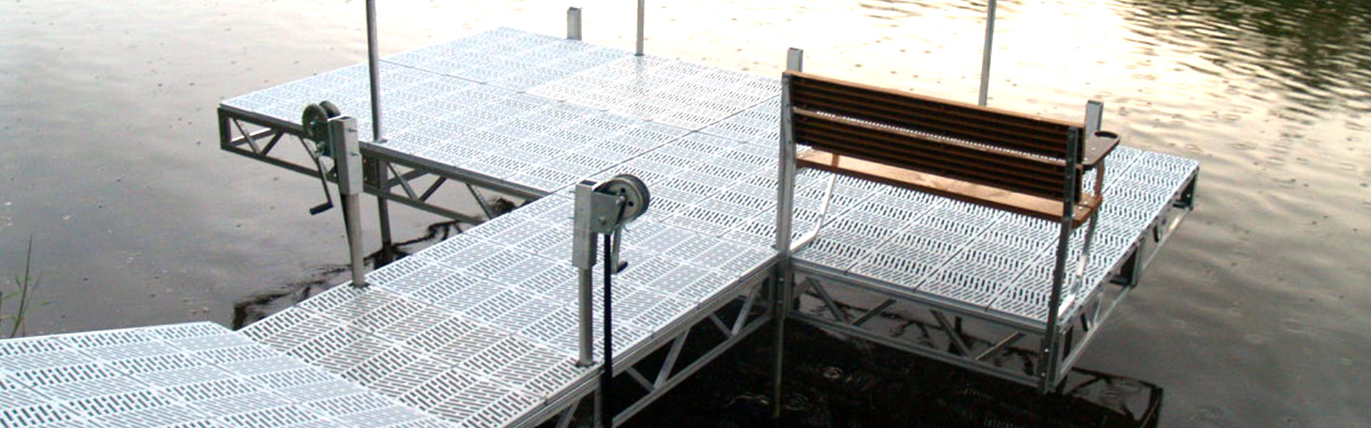DIY Kit Docks – Ridgeline Manufacturing – creating high