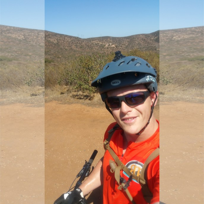 James loves to have fun hanging with his riding group on the flowy trails and also testing his skills on the technical downhills and climbs. He is always game for an epic adventure.