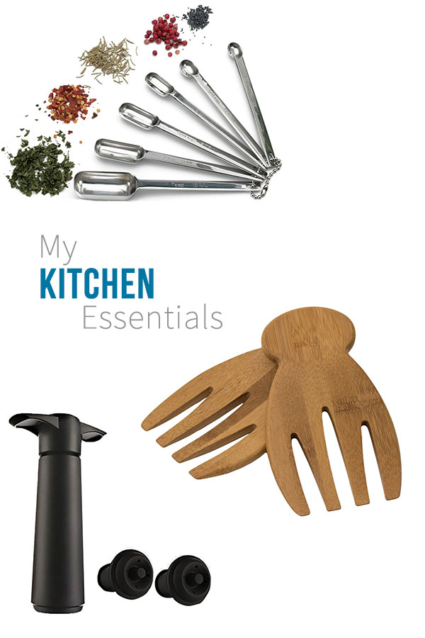 Kitchen Essentials | Ridgely's Radar
