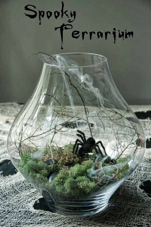 Spooky Terrarium (1) | Ridgely's Radar