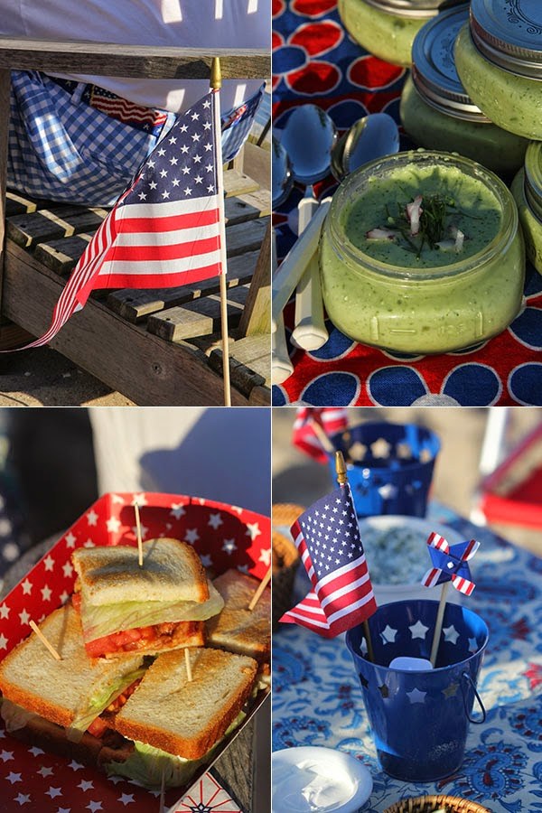 July Fourth Beach Picnic (3) | Ridgely's Radar