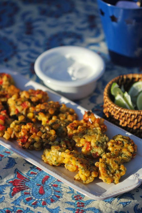 Corn Fritters | Ridgely's Radar