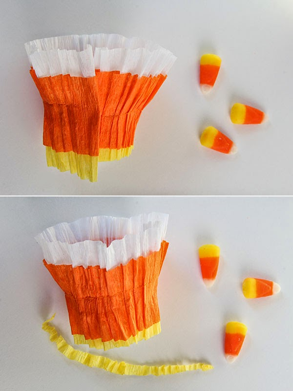 DIY Candy Corn Baskets (3) | Ridgely's Radar