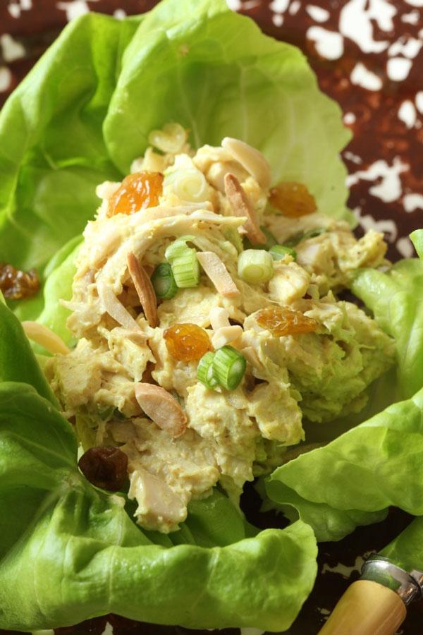 Curry Chicken Salad (2) | Ridgely's Radar