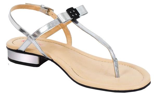 silver-sandal