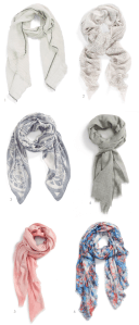 12 Scarves for Fall