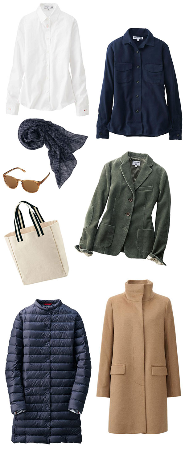 Fall Finds at Uniqlo | Ridgely's Radar