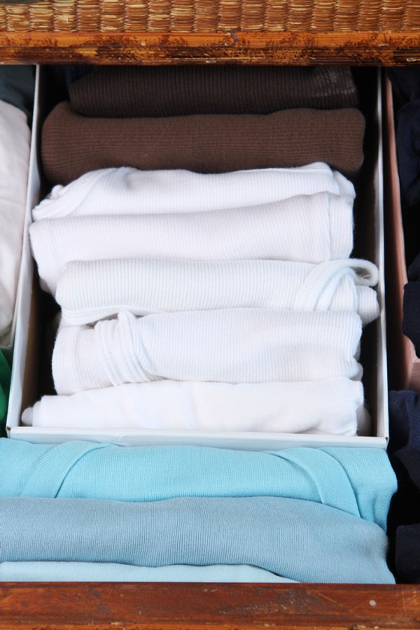 organized drawers are Life-Changing | Ridgely's Radar