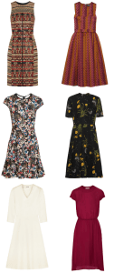 12 Dresses for Thanksgiving