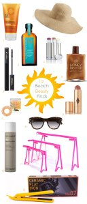 12 Beach Beauty Finds