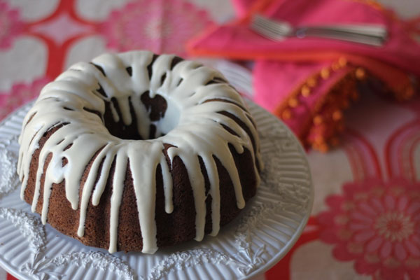 Spiced Apple Walnut Bundt Cake | Ridgely's Radar
