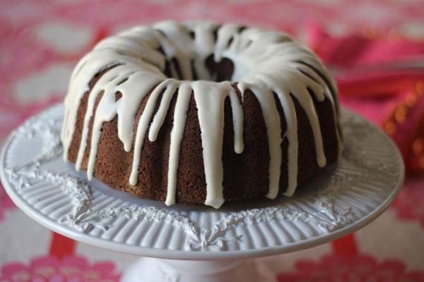 Spiced Apple Walnut Bundt Cake   Ridgely's Radar