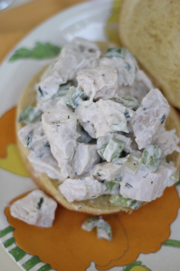 Chicken Salad Sandwiches | Ridgely's Radar