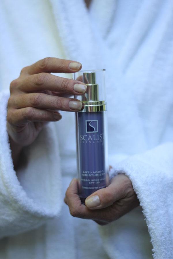 Scalisi Skincare Anti-Aging Moisturizer SPF 30 | Ridgely's Radar