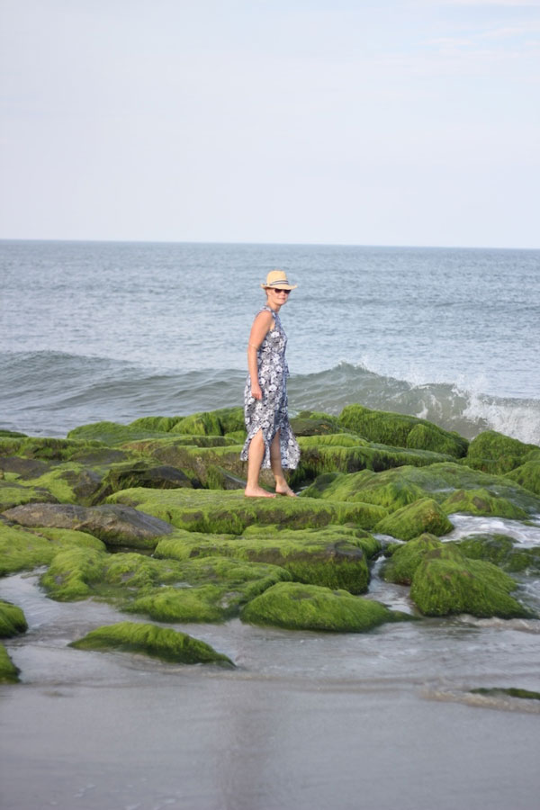 My New Beach Dress | Ridgely's Radar