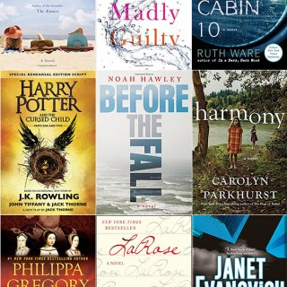 Summer 2016 Books