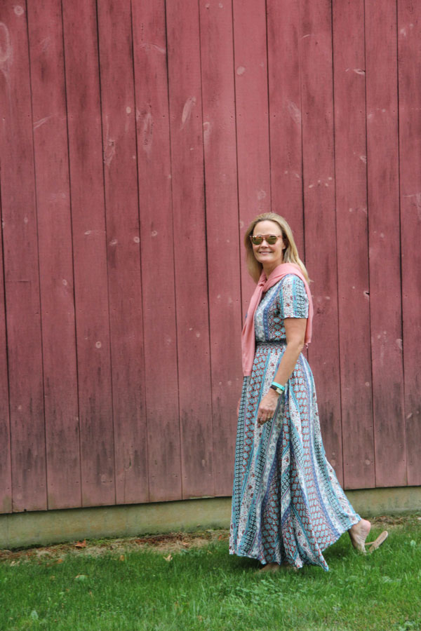 The Betty Maxi Dress | Ridgely's Radar