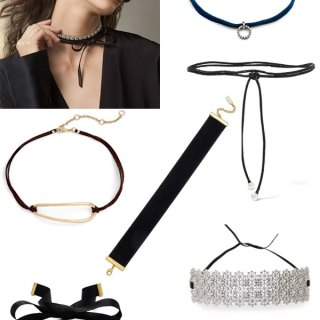 10 Chokers to Update Your Look