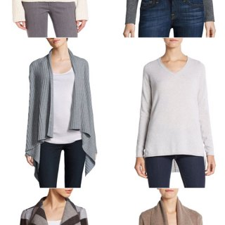 My on-line source to get great affordable sweaters!