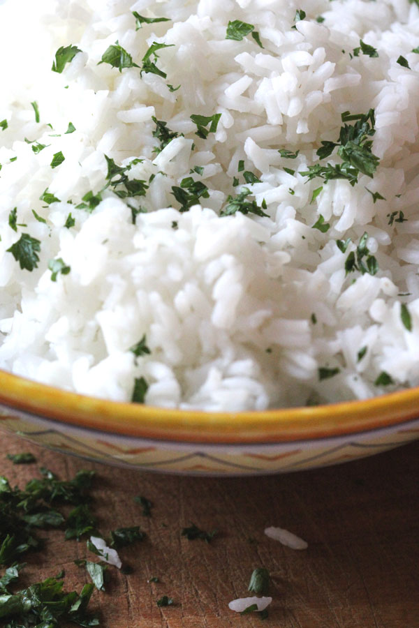 Here is the Best Way to Cook Fluffy White Rice | Ridgely's Radar
