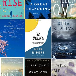 9 Books I am excited to Read