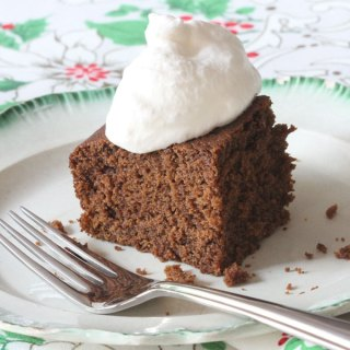 With a craving for Ginger Cake, Ridgely Brode gets a delicious recipe from her Mother-in-law to share on her blog, Ridgely's Radar.