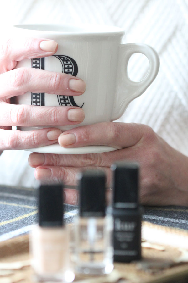Ridgely Brode has found the perfect nude nail color and is showing it off on her blog, Ridgely's Radar.