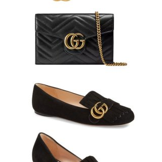 Loving Gucci…from Afar