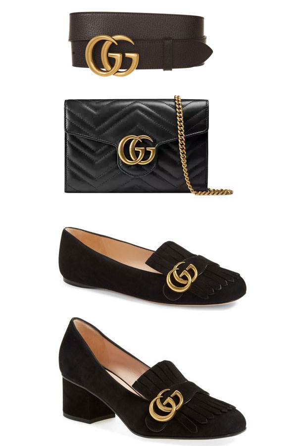 Ever love something but can't have it? Ridgely Brode is in that same boat as she shares the Gucci's she is loving from afar on her blog Ridgely's Radar.