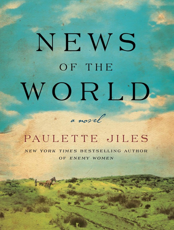 Ridgely Brode reviews Paulette Jiles Novel, News of the World, on her blog Ridgely's Radar.