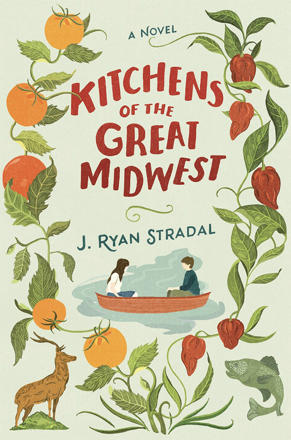 Ridgely Brode Reviews Kitchens of the Great Midwest by J. Ryan Stradal on her blog Ridgely's Radar.