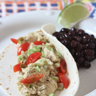 Just in time for Cinco de Mayo, Ridgely Brode makes Salsa Verde Chicken in her Slow Cooker and shares the recipe on her blog Ridgely's Radar.