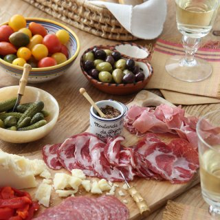 Prepare a Charcuterie Board from the Local Grocery Store