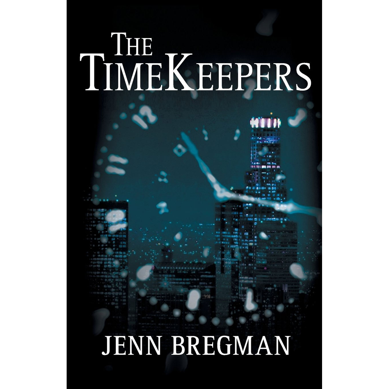 Ridgely Brode reviews the nail-biting, suspenseful thriller book The TimeKeepers by Jenn Bregman on her blog, Ridgely's Radar.