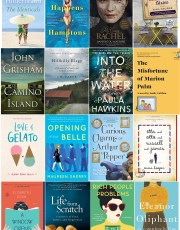 Need a good book to read? Ridgely Brode has selected 16 books to read this Summer and is sharing them on her blog, Ridgely