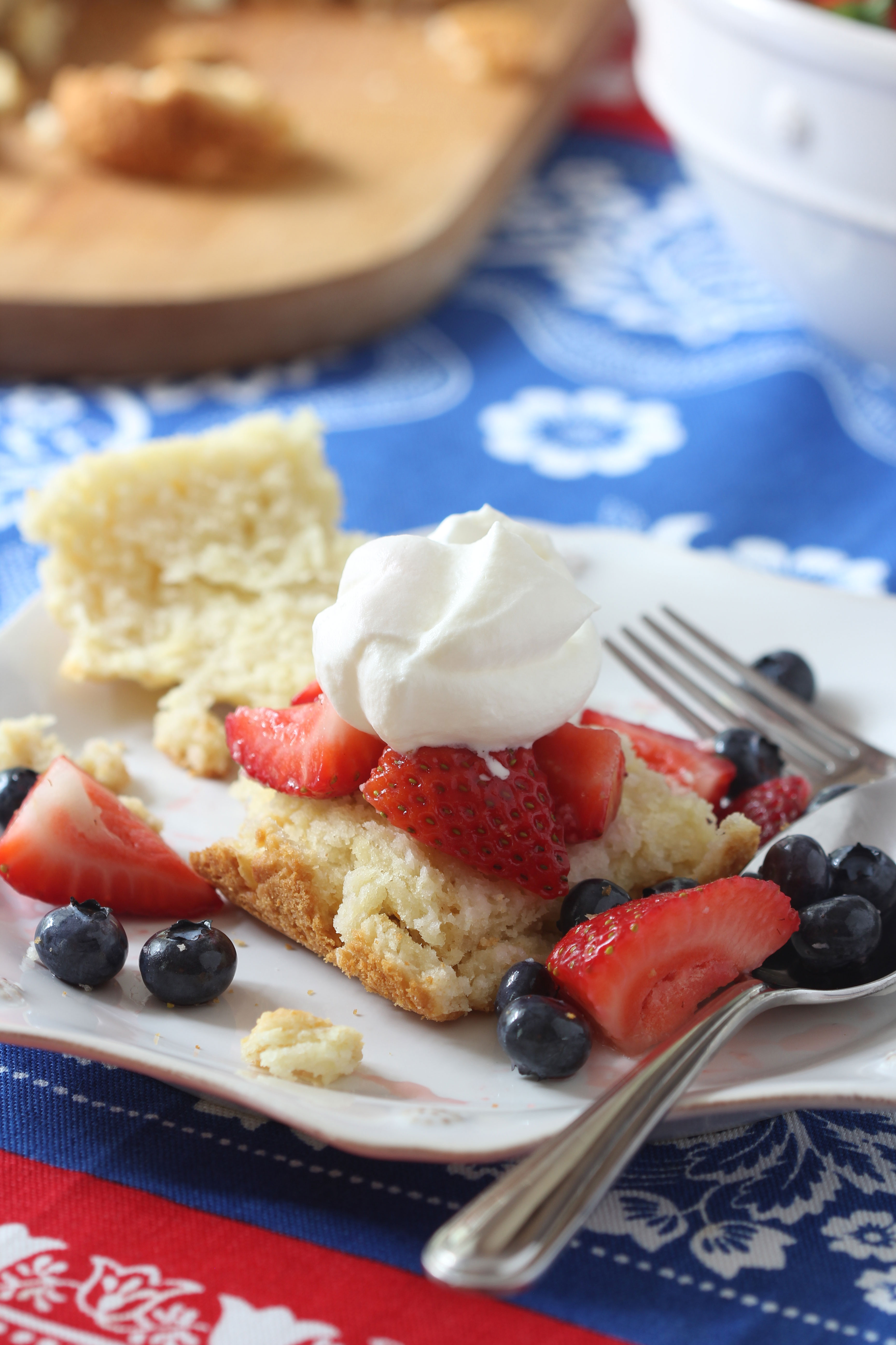 Looking for a red, white and blue dessert that is also super easy to make and delicious? Ridgely Brode has what you are looking for on Ridgely's Radar.
