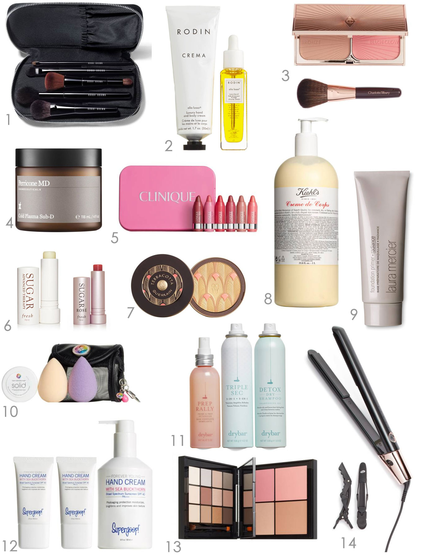 Ridgely Brode's picks her favorite beauty items from the Nordstrom Anniversary Sale Early Access and shares them on her blog, Ridgely's Radar.