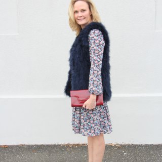 Floral Dressing for Thanksgiving