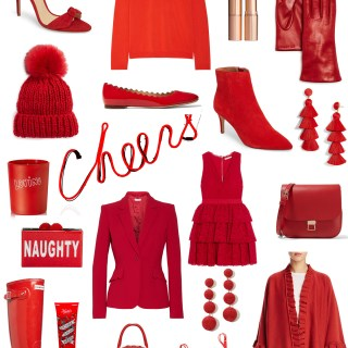 Merry Red for the Holidays!