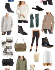 Ridgely Brode picks her favorites from the Nordstrom December Half Yearly Sale that are selling out fast on her blog Ridgely