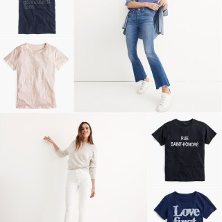 Graphic T-Shirts and Denim