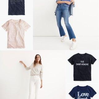 Graphic T-Shirts and Denim