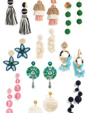 Ridgely Brode rounds up 10 of the best clip on earrings for herself and anyone who can
