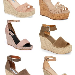 Neutral Wedges for all Occasions