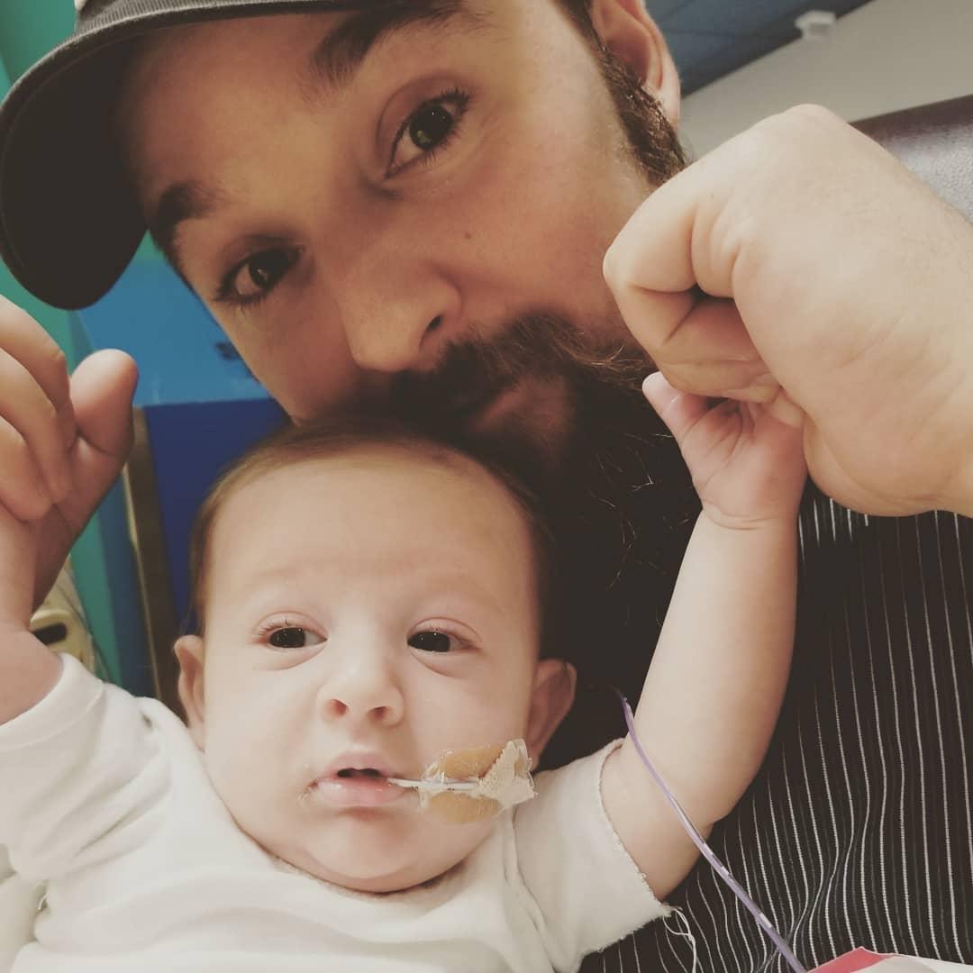 CEO Tom DeRosa with his son Adam