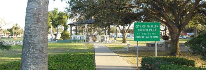 Archer Park, McAllen, TX