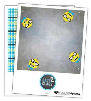 Ridgetop Digital Shop | Back to School Emoji Free Printable Pinwheel