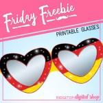 Friday Freebie: Oktoberfest Glasses