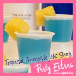Tropical Pineapple Jello Shots Recipe