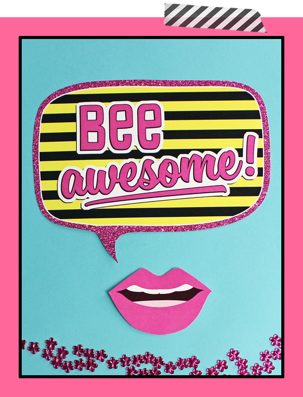 Ridgetop Digital Shop | Bee Awesome | Newsletter Sign up